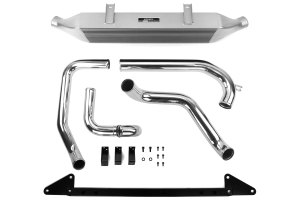 Mishimoto Front Mount Intercooler Silver  ( Part Number:  MMINT-WRX-01SL)