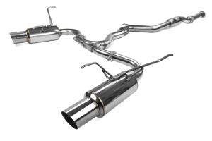 Invidia N1 Cat Back Exhaust ( Part Number: HS15STIGTP)