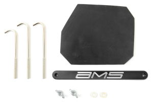 AMS Small Battery Tie Down Black ( Part Number: AMS.03.15.0102.2)