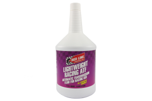 Red Line Lightweight Racing Automatic Transmission Fluid Type F 1 Quart ( Part Number: 30314)