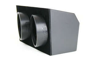 ATI vPod Gauge Pod 60mm Double ( Part Number: VPOD-59-10)