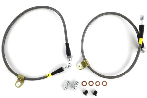 Stoptech Stainless Steel Brake Lines Front ( Part Number: 950.42004)