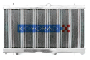 Koyo Aluminum Racing Radiator Manual Transmission  ( Part Number:KOY R2450)