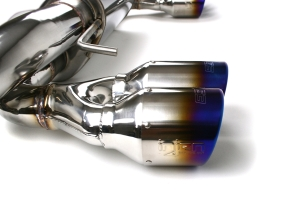 Injen Axle Back Exhaust ( Part Number:INJ SES1204TT)