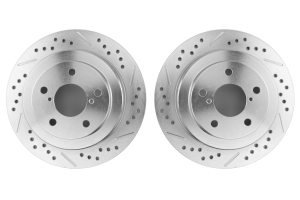 Hawk Sector 27 Rear Rotor Pair ( Part Number: HR5139)
