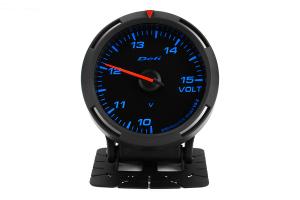 Defi Blue Racer Volt Gauge 60mm ( Part Number: DF11901)