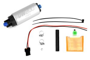 DeatschWerks DW200 Series Fuel Pump w/ Install Kit ( Part Number: 9-201-0883)