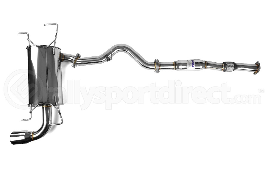 Invidia Q300 Cat Back Exhaust  ( Part Number:INV HS08SW5GT3)
