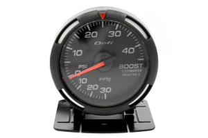 Defi White Racer Boost Gauge 52mm 45 PSI ( Part Number: DF14603)
