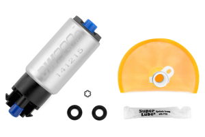 DeatschWerks DW300C Series Fuel Pump w/ Install Kit ( Part Number: 9-309-1008)