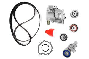 Gates Timing Belt Kit w/ Water Pump ( Part Number: TCKWP304)