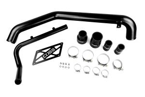 COBB Tuning Upper Intercooler Pipe Hard Kit Black ( Part Number: 752530BK)