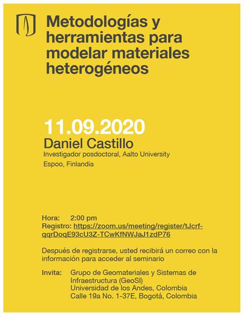 Metodologías y herramientas para modelar materiales heterogéneos