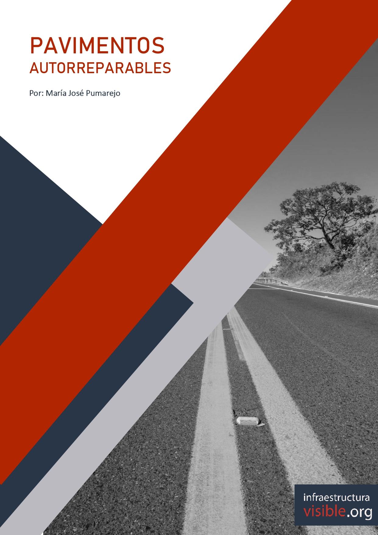 Pavimentos autorreparables