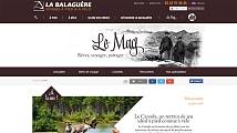 Actualité : La Balaguère lance un blog