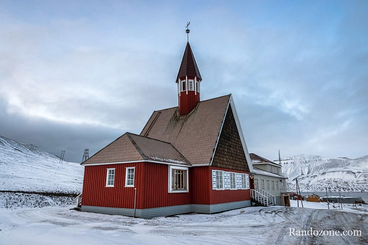 Kirke Svalbard