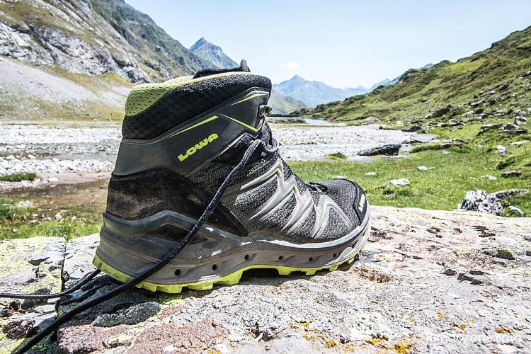 Test des chaussures Lowa Aerox Gtx Mid