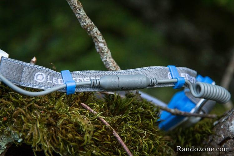 Test de la lampe frontale Led Lenser Neo6r