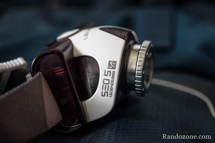 Test de la frontale Led Lenser SEO 5