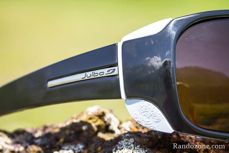 Test des lunettes de soleil Julbo Monterosa