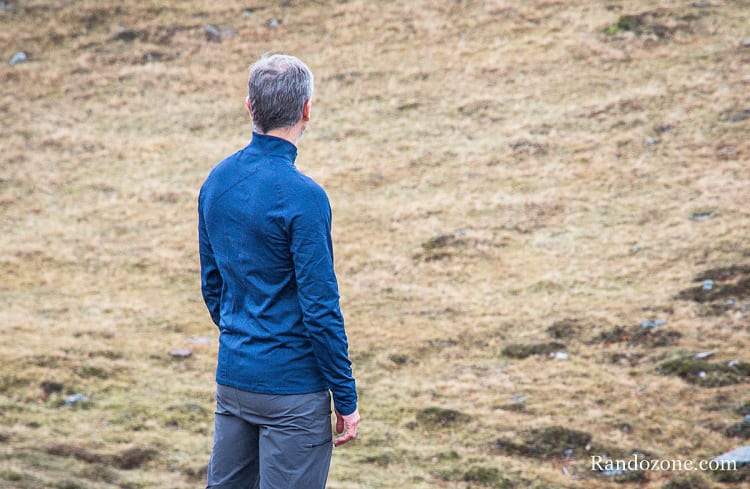 Test du tee-shirt Saxx Thermoflyte Long Sleeve