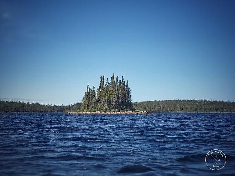 Deux semaines sur les bords du Lac Victor