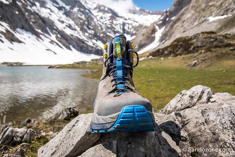 Test des chaussures Hoka One One Kaha
