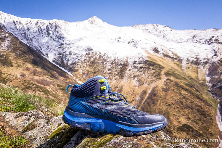 Test des chaussures Hoka One One Toa