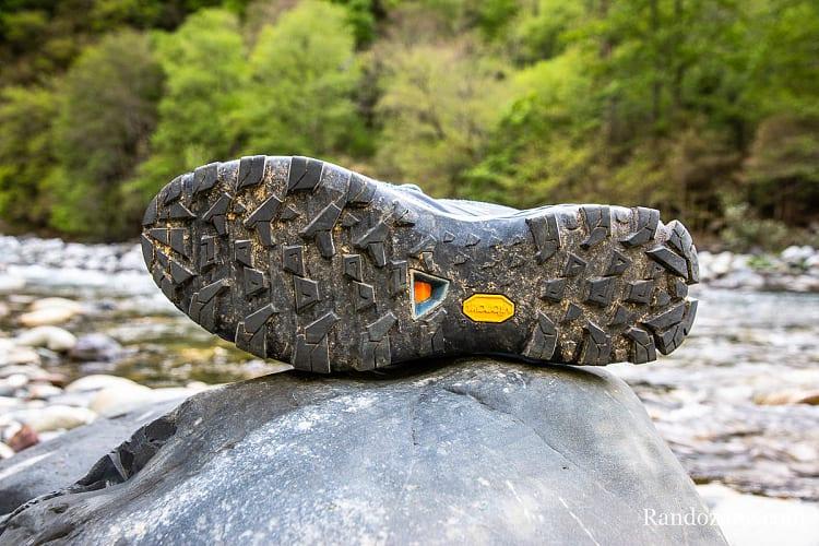 Test des chaussures Mammut Ducan Mid Gtx