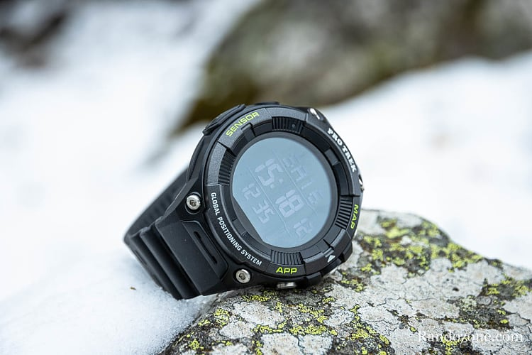 Montre Casio Protrek F21HR