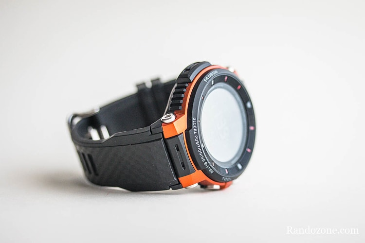 Test de la montre outdoor Casio Protrek WSD-F30
