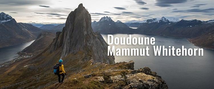 Doudoune Mammut Whitehorn