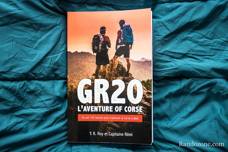 GR20 L'Aventure of Corse