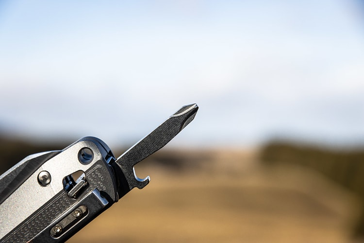 Test du couteau multifonctions Leatherman Leatherman Free K4