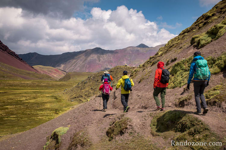 Trekking au Pérou