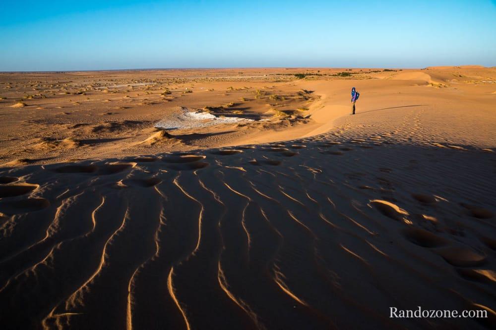 Trekking en Mauritanie entre Ouadane et Chinguetti