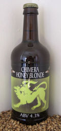 Downton Chimera Honey Blonde - Golden Ale/Blond Ale