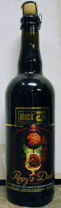 Block 15 Pappys Dark - American Strong Ale 