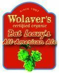 Wolavers Pat Leavys All-American Ale - Amber Ale