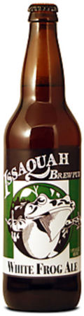 Issaquah White Frog Ale - Belgian White &#40;Witbier&#41;