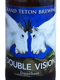 Grand Teton Double Vision Dopplebock - Doppelbock
