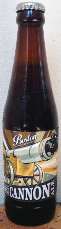 Boston &#40;South Africa&#41; Loaded Cannon Ale - American Strong Ale 
