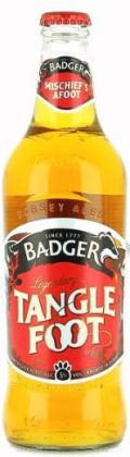 Badger Tanglefoot  &#40;Bottle/Can&#41; - Premium Bitter/ESB