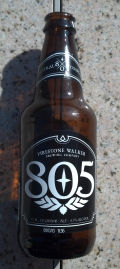 Firestone Walker 805 - Golden Ale/Blond Ale