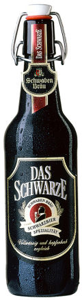 Schwaben Bru Das Schwarze - Schwarzbier