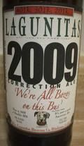 Lagunitas 2009 Correction Ale - American Pale Ale