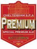 Battledown Premium &#40;Cheltenham SPA Special Premium Ale&#41; - Premium Bitter/ESB