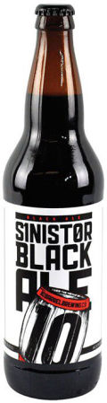 10 Barrel S1NISTOR Black Ale - Black IPA