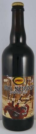 Cigar City Big Sound Scotch Ale - Scotch Ale