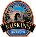 Kirkby Lonsdale Ruskins Bitter - Bitter